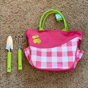 Other - NEW Gardening Tote and Tools